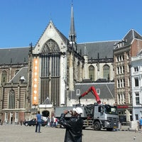 Photo taken at De Nieuwe Kerk by Elvi S B. on 5/27/2013