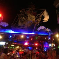Photo taken at Captain Pirate Restaurant Bar by Nadin I. on 7/16/2013
