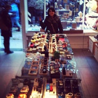 Photo taken at Lomography Gallery Store by Renata A. on 12/21/2012