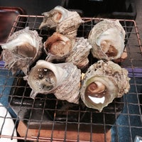 Photo taken at ラヴィエ川良 by タカ on 8/20/2014