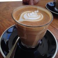 Photo taken at Parklane Espresso by Henk J. on 3/8/2014