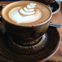 Photo taken at Parklane Espresso by Henk J. on 8/16/2014
