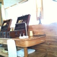 Photo taken at Lagoon Villa 16 by ހާމީމް ނ. on 9/18/2012