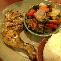 Photo taken at Nando's by Farziana R. on 2/23/2013