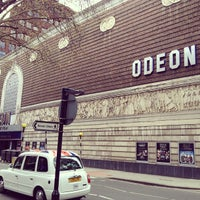 Photo taken at Odeon by Stanny S. on 4/29/2013