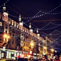 Снимок сделан в Тверская улица пользователем Stanny S. 1/14/2013