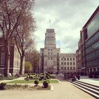 Photo taken at Birkbeck, University of London by Stanny S. on 4/29/2013