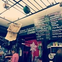 Снимок сделан в Кофе на кухне пользователем Eka G. 1/15/2013