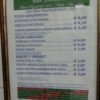 Photo taken at L'Antica Pizzeria da Michele by Eka G. on 6/3/2013