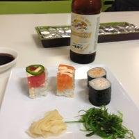 Photo taken at Sushi 86 by Joshua on 12/1/2012