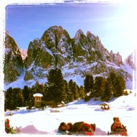 Photo taken at Glatsch by Alessandro O. on 2/10/2013