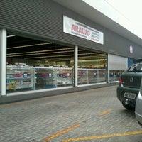 Photo taken at Drogaria Araujo by Ricardo L. on 10/14/2012