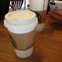 Photo taken at Starbucks by Court T. on 1/11/2013