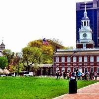 Photo taken at Independence National Historical Park by Eteri R. on 4/22/2013
