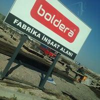 Photo taken at boldera by 🎲erhan on 4/2/2014