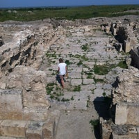 Photo taken at Tigranakert by Y K. on 5/5/2013