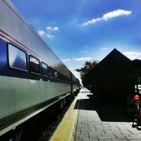 Photo taken at Metra - Glenview by @jayelarex on 10/15/2012