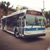 Photo taken at MTA Bus Q56 by Demetrius M. on 6/26/2013