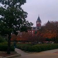 Photo taken at Auburn University by Caitlin S. on 11/27/2012