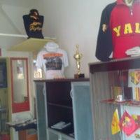 Photo taken at Göztepe YALI Store by Eray Y. on 12/19/2013