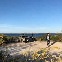 Photo taken at Lake Amistad by Victoria M. on 3/22/2018