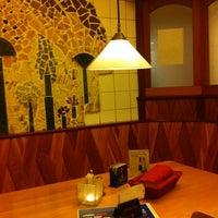 Das Foto wurde bei Heindl's Palatschinkenkuchl von Kate am 10/26/2012 aufgenommen