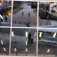 Photo taken at FGC Rubí by Martí P. on 12/19/2012
