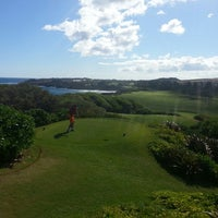 Photo taken at Poipu Bay Golf Course by Ady L. on 8/10/2013