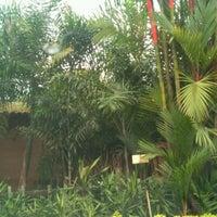 Photo taken at Hacienda Vivero Las Mañanitas by Andres F G. on 11/3/2012
