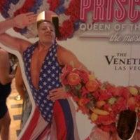 Photo prise au Sands Theatre at the Venetian Las Vegas par Rob S. le7/21/2013