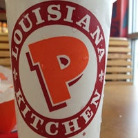Photo taken at Popeye's by Tat A. on 10/13/2012