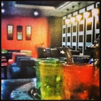 Photo taken at Mufi's Café by Roland Byron B. on 4/18/2013