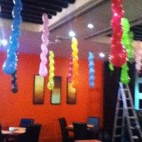 Photo taken at Mufi's Café by Roland Byron B. on 1/31/2013