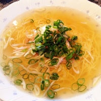 Photo taken at CHINESE CUISINE 綉花 by takec176 on 3/21/2014