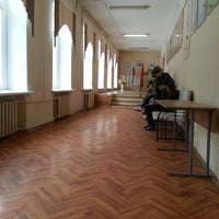 Photo taken at коридор дежурства by Чики Б. on 4/5/2013