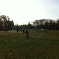 Photo taken at Walnut Hill Park by Emy S. on 11/10/2012