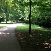 Photo taken at Sandy Springs Park by Lisa D. on 6/21/2013