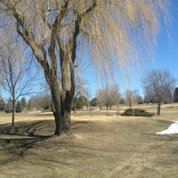 Photo taken at Hawthorne Hills Golf Course by Jessica H. on 4/3/2013