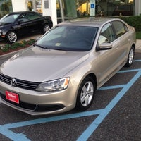 Photo taken at Southern Volkswagen at Greenbrier by Terry K. on 12/23/2013