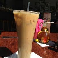 Photo taken at L'Eden Cafe by Alison C. on 5/25/2013
