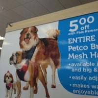 Photo taken at Petco by Alison C. on 4/7/2013