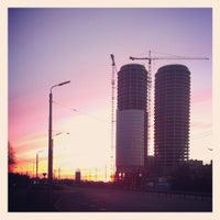 """Photo taken at Pietura """"Slokas iela"""" by Agnese I. on 4/17/2014"""