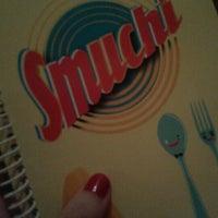 Photo taken at Smuchi by Sarah O. on 11/16/2012