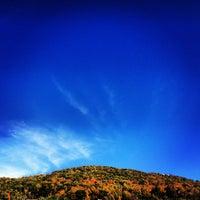 Photo taken at Sugar Mountain by Delayna E. on 10/13/2012