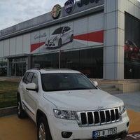 Photo taken at Bilen Otomotiv by Ercan M. on 2/1/2013