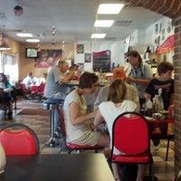 Photo taken at Blackstone Family Restaurant by Thane J. on 7/6/2013