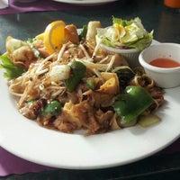 Photo taken at Lotus Thai (Carlsbad) by John M. on 11/25/2012