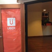 Photo taken at Uber Experience by Allan B. on 5/3/2013
