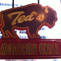 Photo taken at Ted's Montana Grill by Abel B. on 9/14/2012
