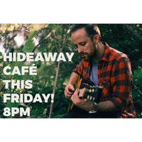 Photo taken at Hideaway Cafe by Bradley N. on 7/5/2016